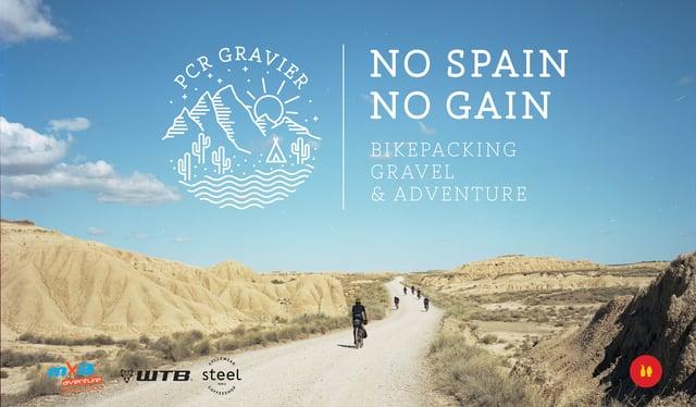 """No Spain – No Gain"" – PCR GRAVIER Bikepacking Adventure"