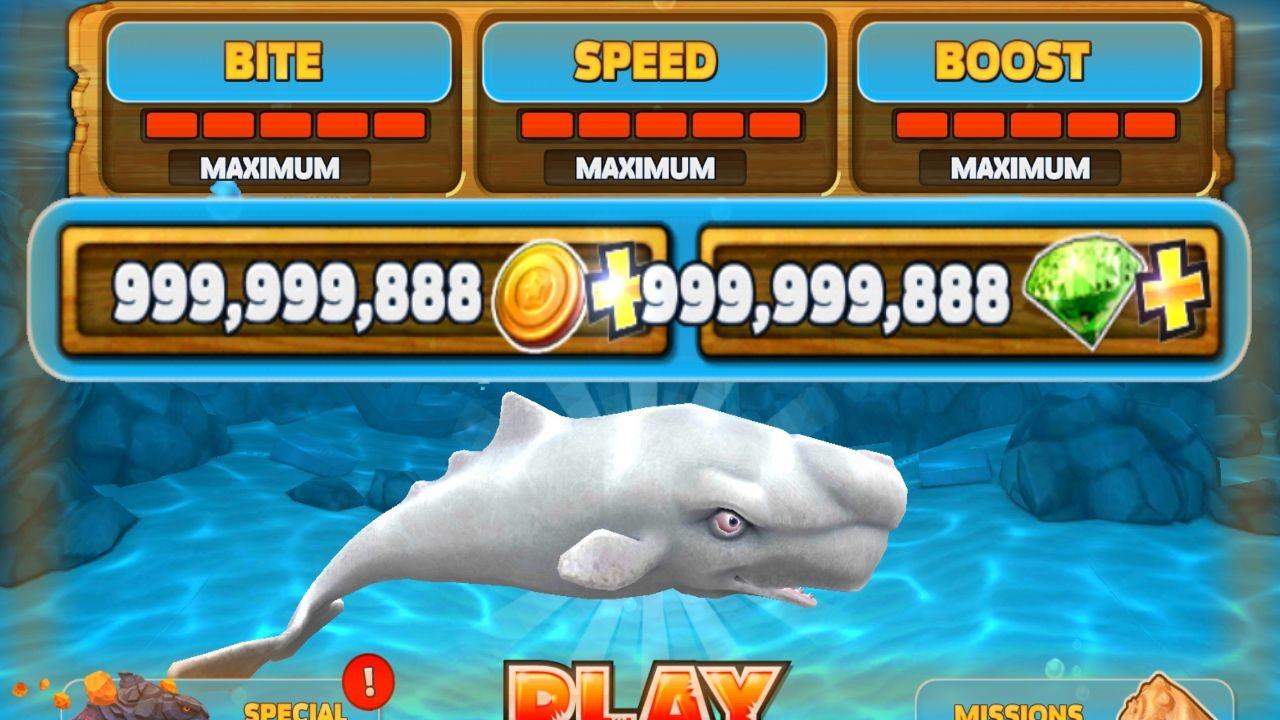 Hungry Shark Hack – Mod Unlimited Money v4.6.4 | MOD APK