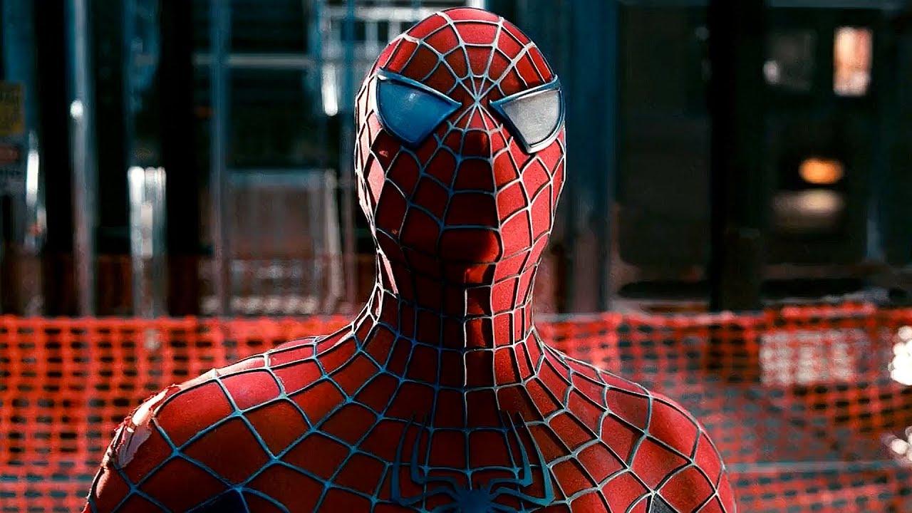 Spider Man & New Goblin vs  Venom & Sand Man Final Battle Part 1   Spider Man 3 2007 Blu ray 1080p