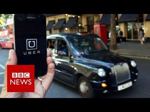 Uber loses London operating licence – BBC News